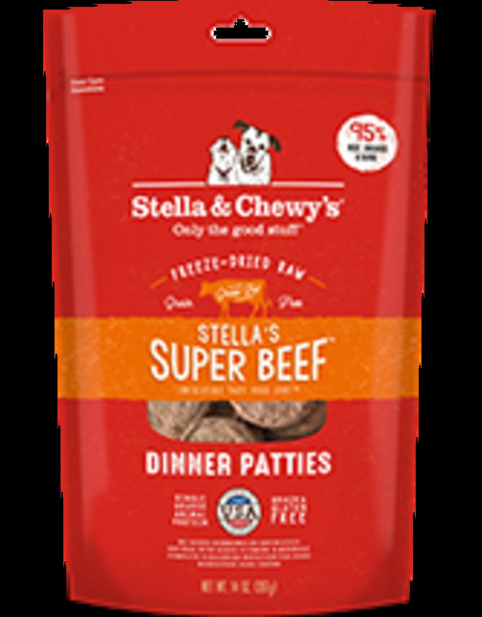 Stella & Chewy's Stella & Chewy's Freeze Dried Raw Dog Beef Patties