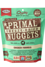 Primal Freeze Dried Raw Dog Food Chicken Formula