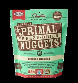 Primal Freeze Dried Raw Dog Food Chicken Formula