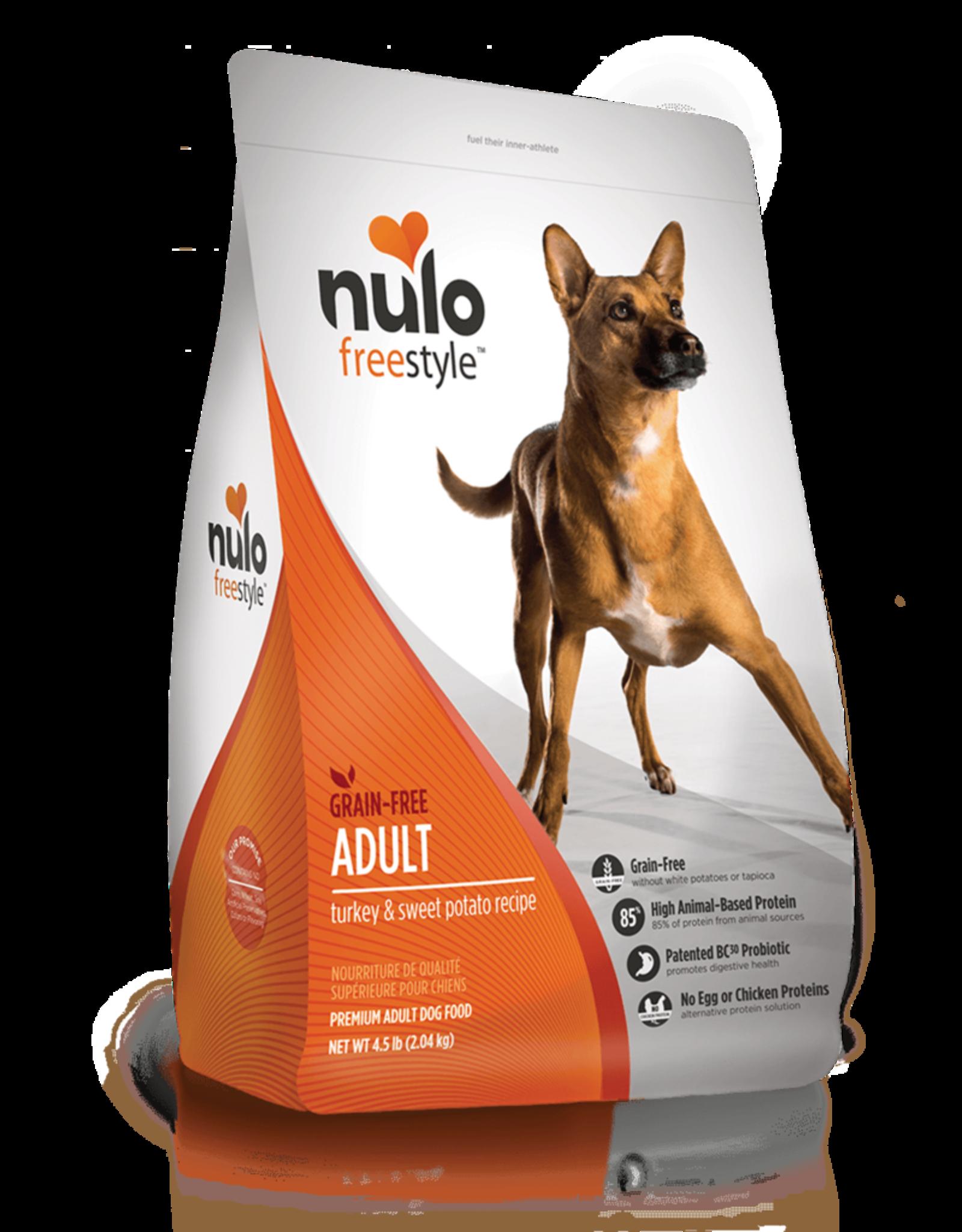 Nulo Nulo GF Adult Dog Turkey 24lb