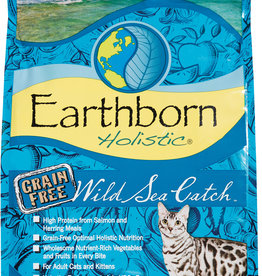 Earthborn Earthborn Holistic Cat Food Wild Sea Catch