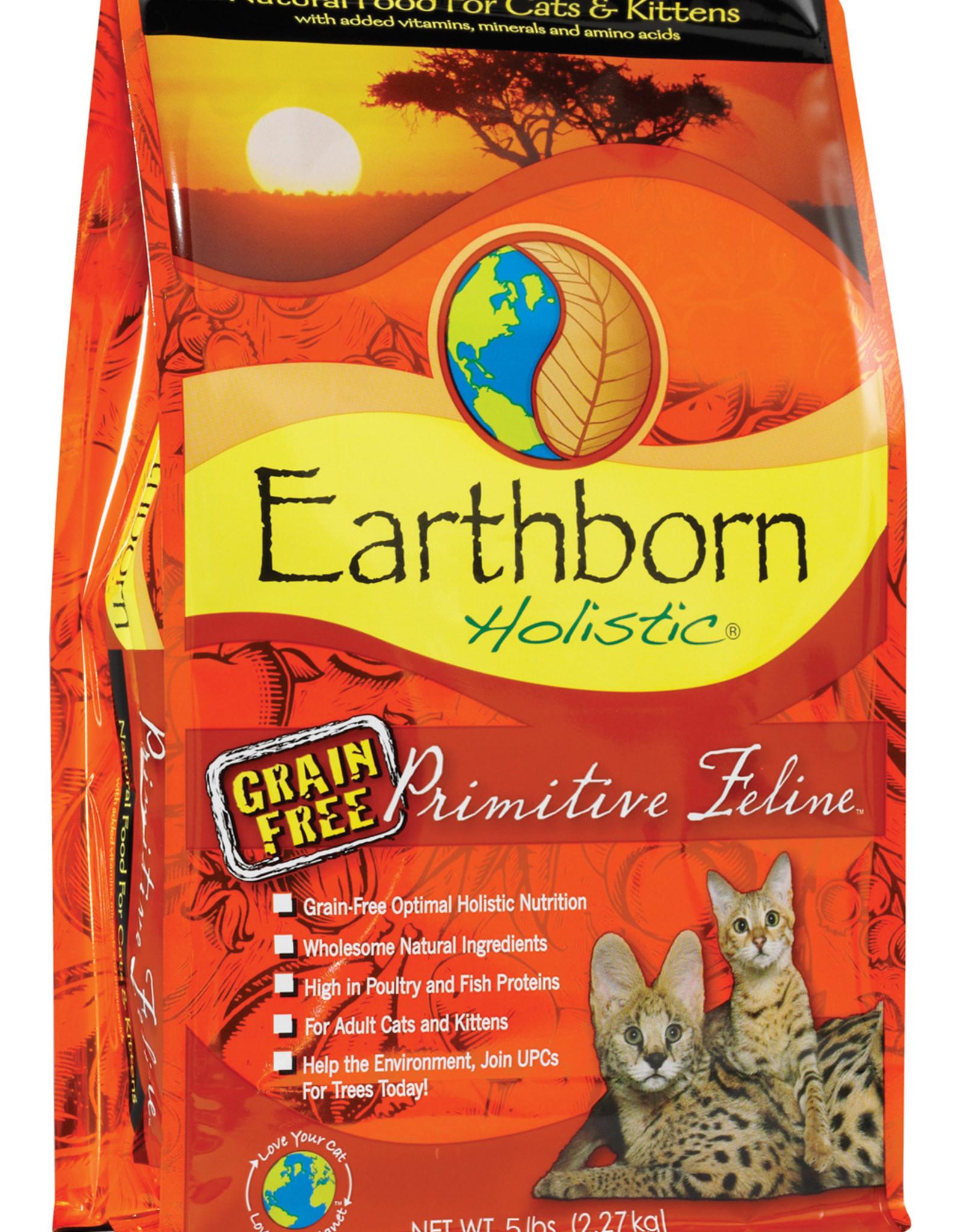 Earthborn Earthborn Holistic Cat Food Primitive Feline