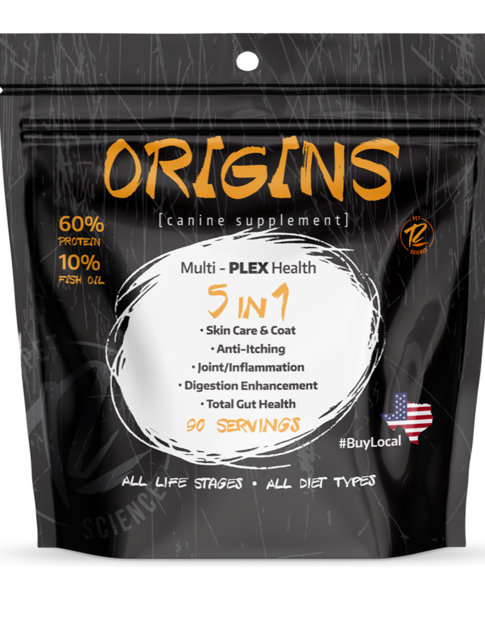 Origins Canine Supplement