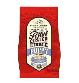 Stella & Chewy's Stella & Chewy's Cage Free Chicken Puppies Raw Coated Kibble