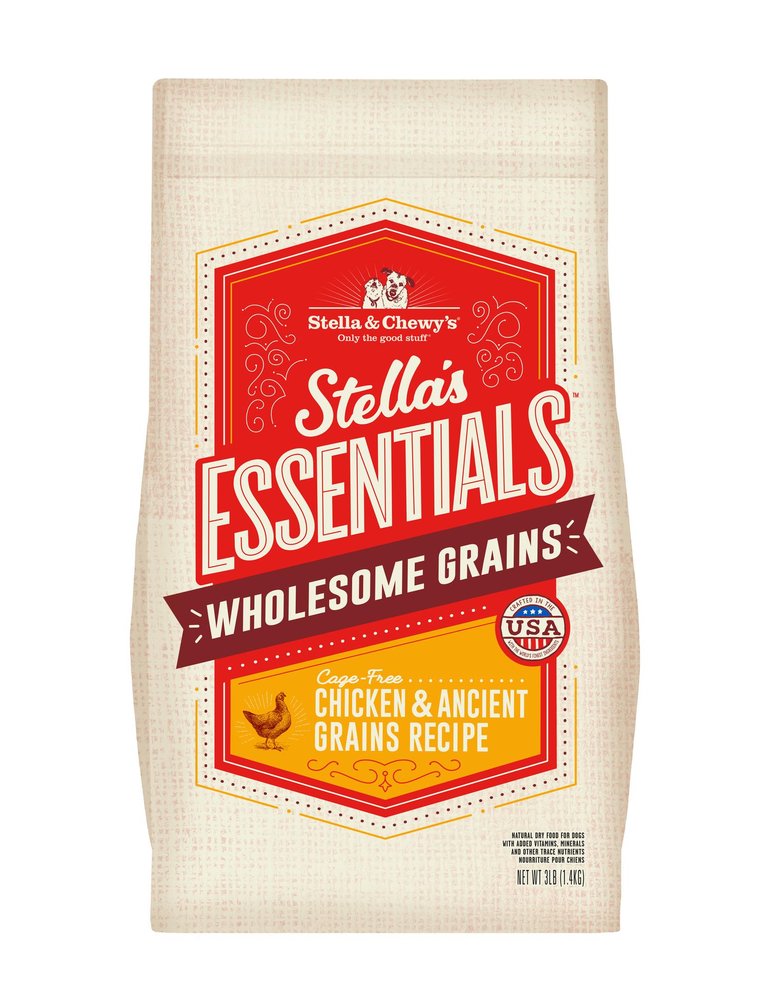 Stella & Chewy's Stella & Chewy's Chicken & Ancient Grains Essentials