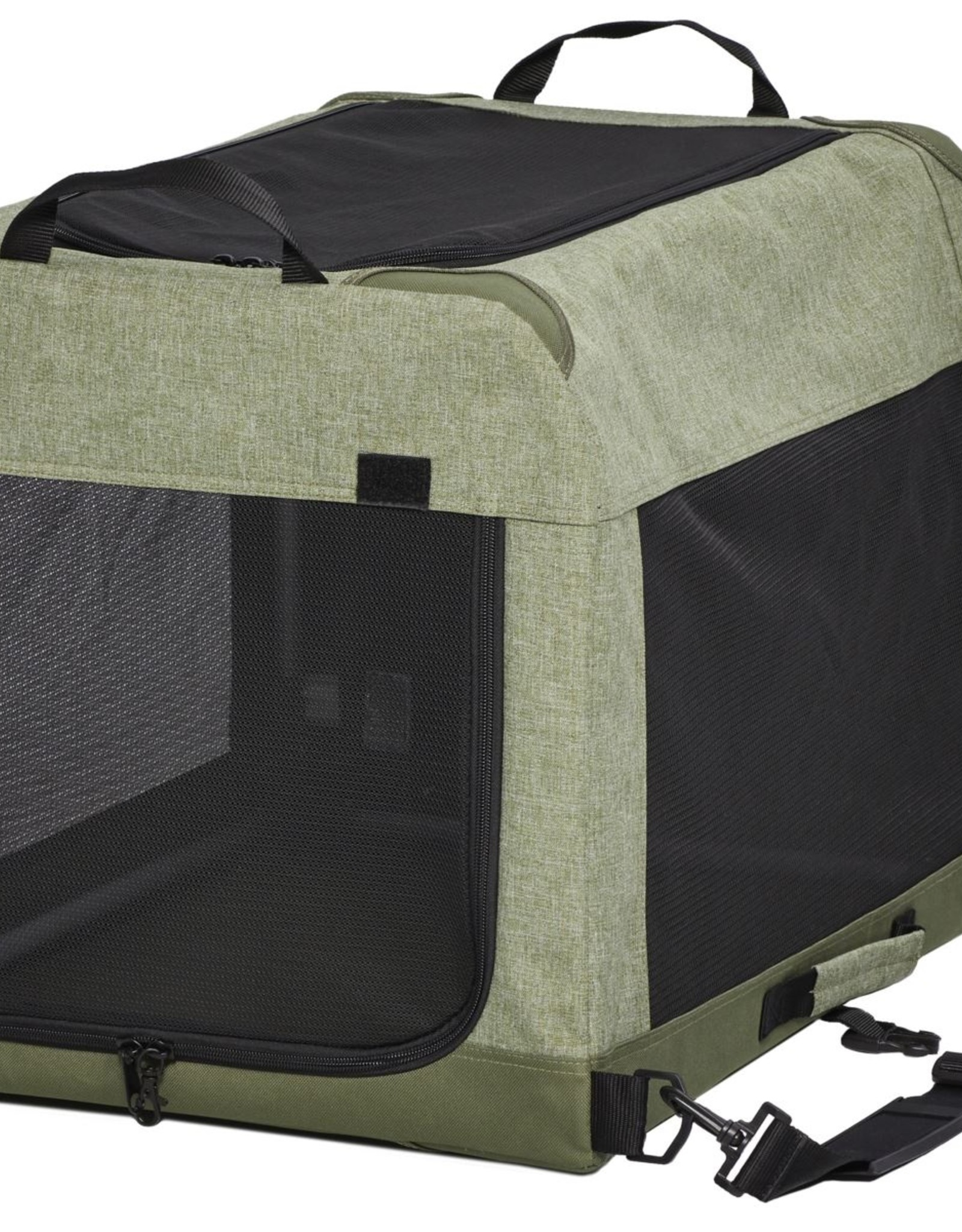 Canine Camper Tent Crates