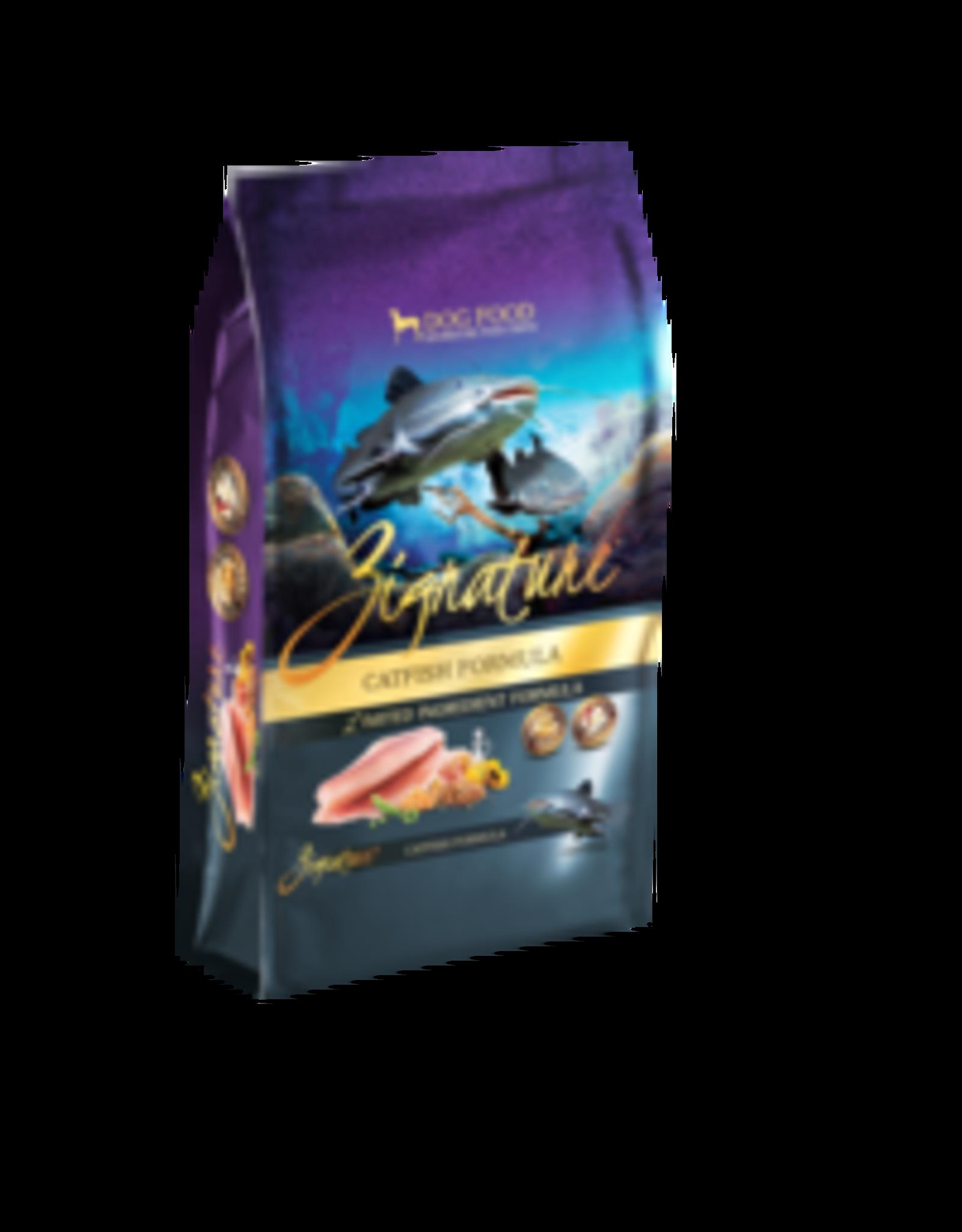 Zignature Zignature Dog Food Catfish Formula 25 lb Catfish Formula