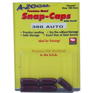 A-Zoom A-Zoom Snap Caps 380acp 5pk
