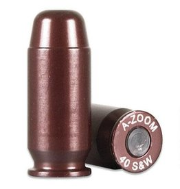 A-Zoom A-Zoom Snap Caps 40 S&W 5pk