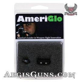Ameriglo AmeriGlo Classic NS Grn/Yel Sight Glock 20/21
