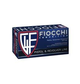 Fiocchi Ammunition Fiocchi 9mm, 115gr, FMJ 50rnd