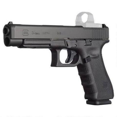 Glock GLOCK 34 GEN4 9MM 17RD MOS