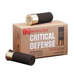 Hornady Hornady Critical Defense 12ga Buckshot, 10rnd