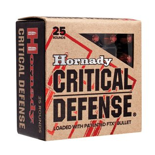 Hornady Hornady Critical Defense 45ACP 185 gr FTX
