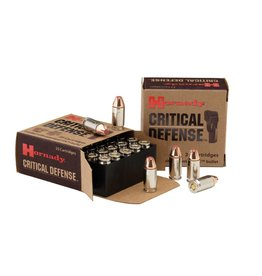 Hornady Hornady Critical Defense  40 S&W 165gr