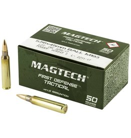 Magtech Magtech First Defense Tactical 556nato 55gr FMJ 50rnd