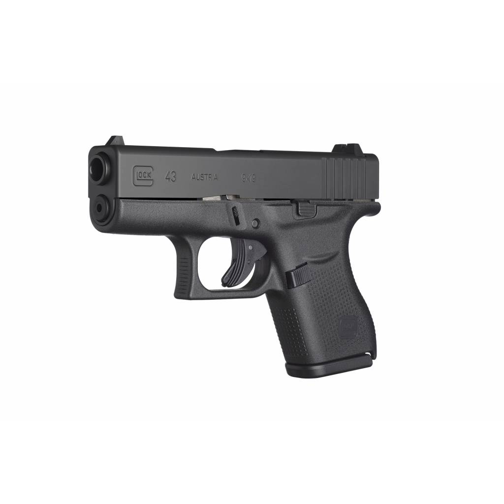 Glock GLOCK 43 9MM FS 6RD USA
