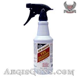 Slip 2000 Slip 2000 725 Gun Cleaner/Degreaser Spray Bottle 16oz. (item:60212)