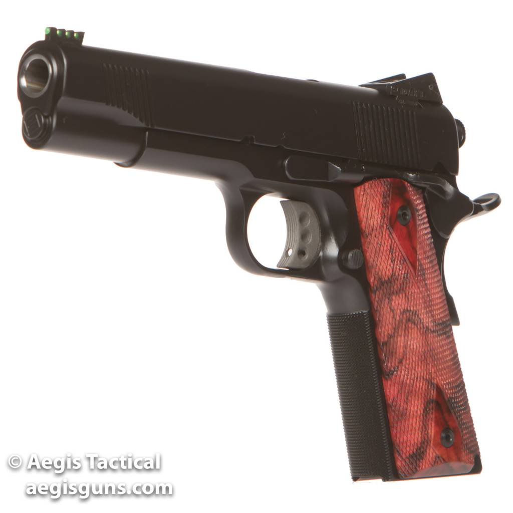 "Fusion FUSION PRO SERIES  1911 Elite 5"" Government 45acp Custom Shop"
