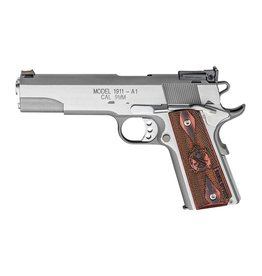"Springfield Springfield Range Officer 5"" 45acp STS"