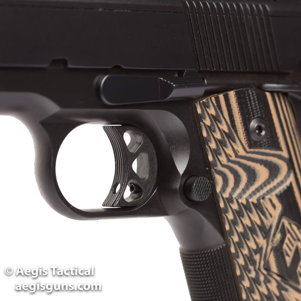 Fusion FUSION PRO SERIES  Black Out Comm .45acp Custom