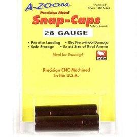 A-Zoom AZOOM SNAP CAPS 28GA 2/PK