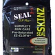 "Seal 1 SEAL 1 6X6"" TREATED CLEANING CLOTH 4/BAG"