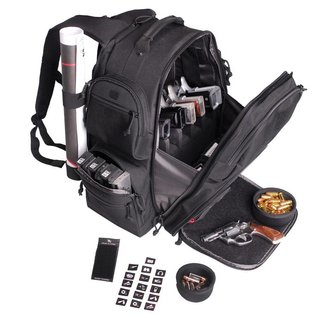 GPS GPS EXECUTIVE BACKPACK BLK