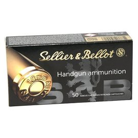 Sellier & Bellot S&B 10MM 180GR FMJ 50/1000