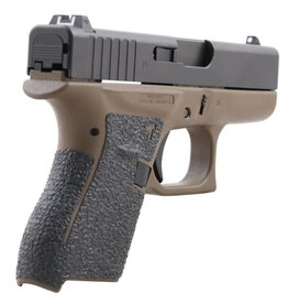 TALON Grips Inc TALON GRP FOR GLOCK 42 RBR