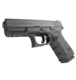 TALON Grips Inc TALON GRP FOR GLOCK 19 GEN4 LRG RBR