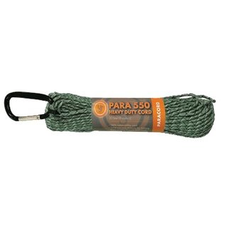 UST - Ultimate Survival Technologies UST PARACORD 550 HANKS 30' CAMO