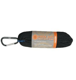 UST - Ultimate Survival Technologies UST PARACORD 550 100' HANK BLACK