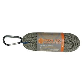 UST - Ultimate Survival Technologies UST PARACORD 550 100' HANK GREEN CAMO