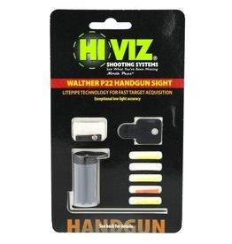 Hi-Viz HIVIZ WALTHER P22 FRNT SIGHT