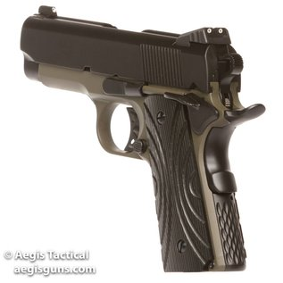 Fusion Firearms Fusion Pro-Series Officers- Carry - 45 acp, 2-tone