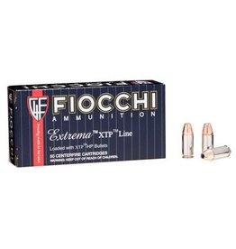 Fiocchi Ammunition FIOCCHI 9MM 115GR XTP