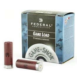 """Federal Federal Game Load 12ga 2 3/4"""" #8 25rnd"""