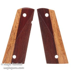Fusion Firearms TWO TONE COCOBOLO MAG-WELL RANGER CUT AMBI CUT Full Sized