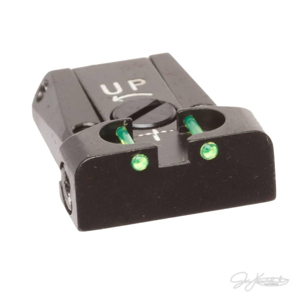 LPA Sig Sauer Springfield FIBER OPTIC ADJUSTABLE SIGHT SET P229, XD