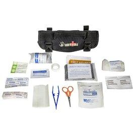 Mini First Aid Rollup Kit