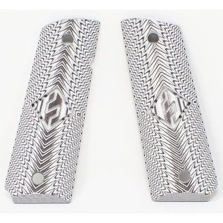 Fusion Firearms Fusion 1911 GRIPS, G-10 FULL SIZE, BEVELED