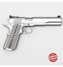 Fusion Fusion Firearms Pro Custom 1911 10mm Chrome Finish