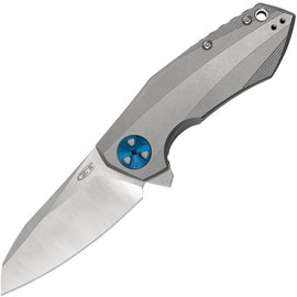 Zero Tolerance Zero Tolerance 0456 Flipper Knife Titanium