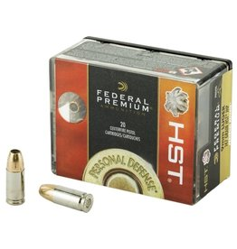 Federal Federal HST 9mm 147gr 20RD