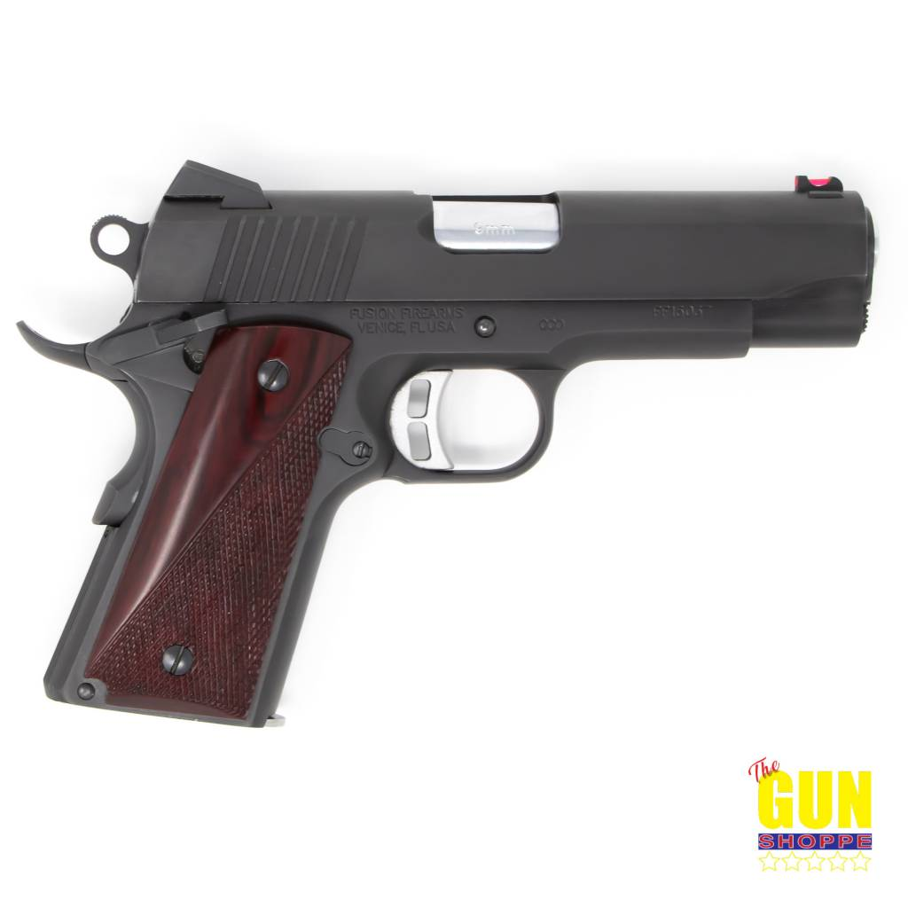Fusion Used Fusion Firearms Freedom Series Officers  Commander Carry - 9MM (CCO)