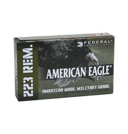 FEDERAL - AMERICAN EAGLE FEDERAL 223 55GR 20RD FMJ AMERICAN EAGLE