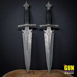 Used Daggers Set
