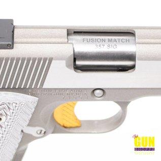 Fusion Firearms Fusion 1911 357 sig long slide