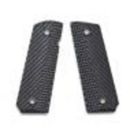 Fusion Fusion 1911 GRIPS, G-10 FULL SIZE, BLACK